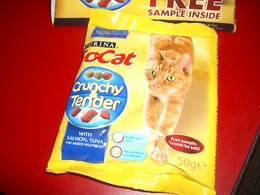 Amostras Purina - comida para gatos Go-Cat 15782863_8wtbc