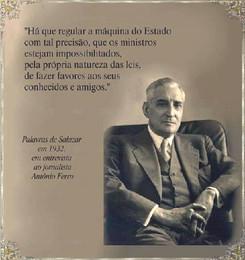Palavras de Salazar