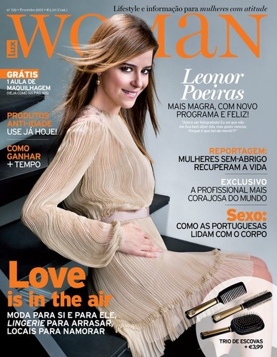 Revista Lux Woman Fevereiro 2011