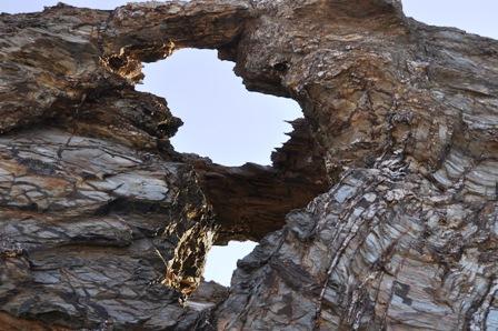 Foto: É só buracos.