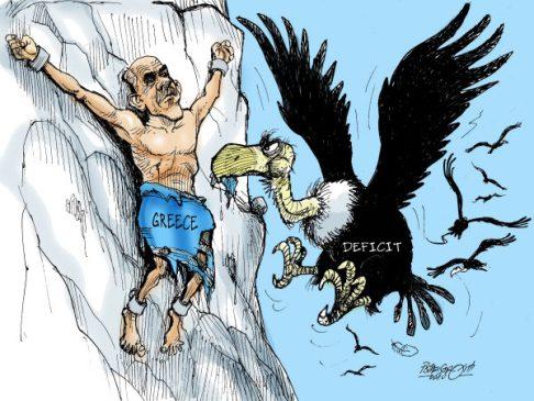 Grécia e o défice