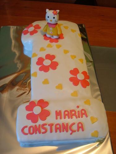 O PRIMEIRO DA MARIA CONSTANÇA