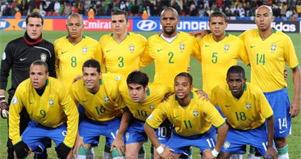 Selecção do Brasil
