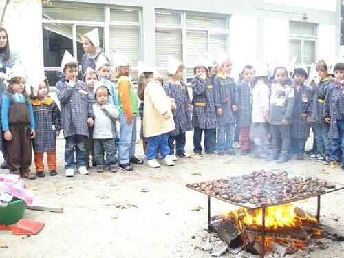 S. Martinho na comunidade educativa da freguesia de Boelhe
