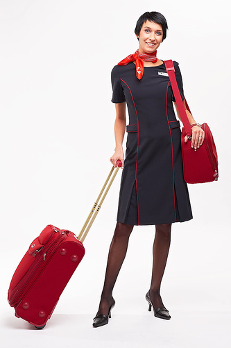 Dress Airline Shoes