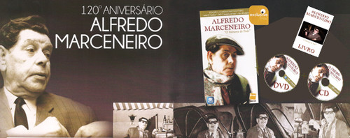 Alfredo Marceneiro na Fnac