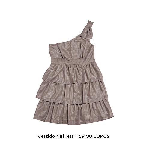 Vestido naf naf10