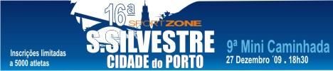 Corrida de São Silvestre do Porto. Amanhã ao final da tarde...