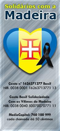 ou uma das várias formas de ajudar o povo da Madeira...