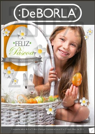 Antevisão folheto Pascoa   DEBORLA   de 4 a 21 abril