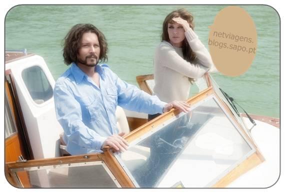 Filme Turista - Veneza
