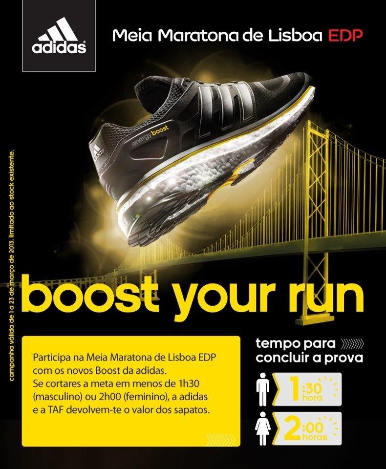 Promoção Adidas TAF - Correr na Cidade 682fea1898364
