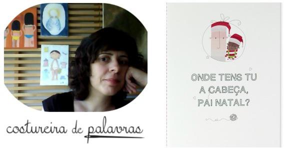 CostureiraPalavras by HContadas