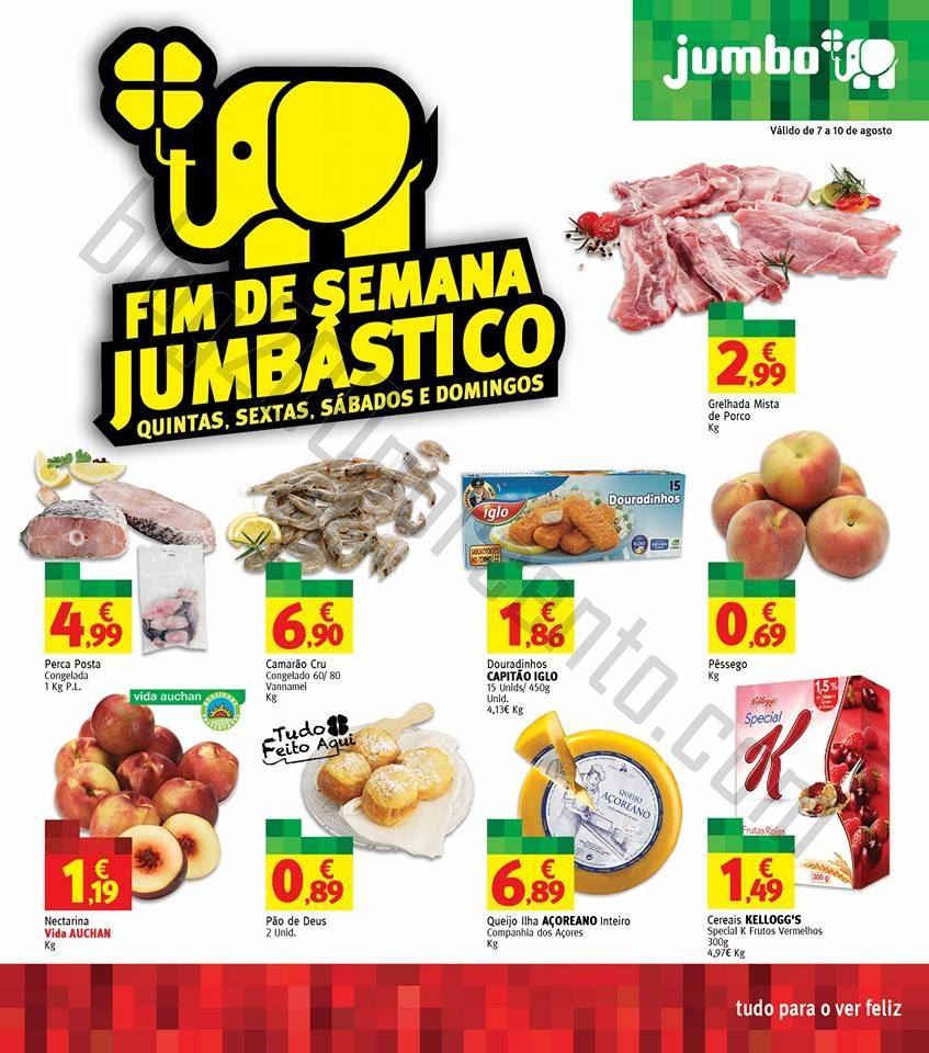 Antevis o folheto jumbo promo es fim de semana de 7 a 10 agosto blog 200 ltimos - Jumbo mobel discount ...
