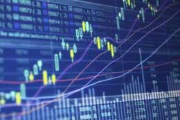 Mercado financeiro mais rentável