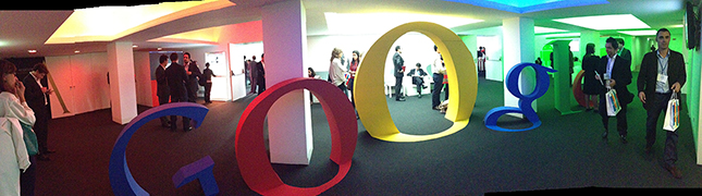 Evento Google House