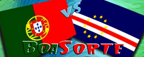 Portugal vs Cabo Verde