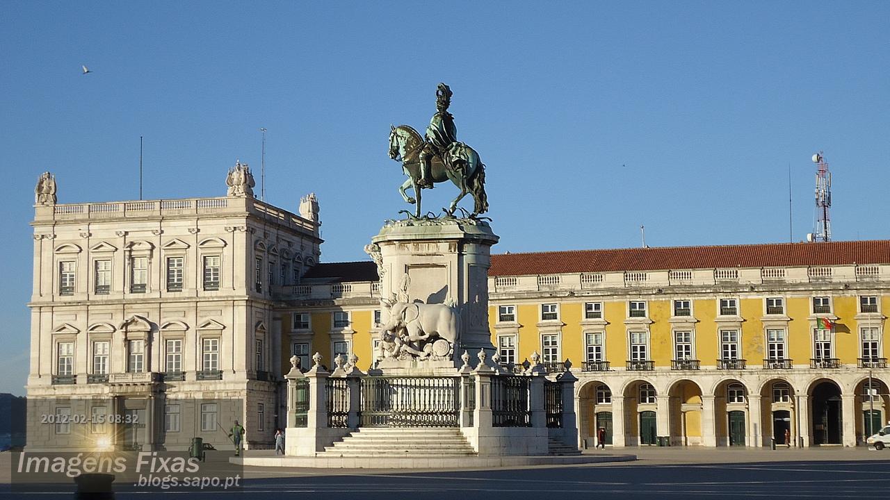 Lisboa - Praça do Comercio